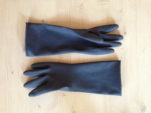 rękawiczki zrywki