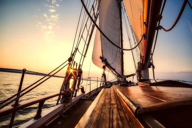 patent żeglarski mazury